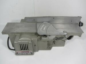 Rare Delta Rockwell 37 000 Compactool 4 Jointer Woodworking Excellent