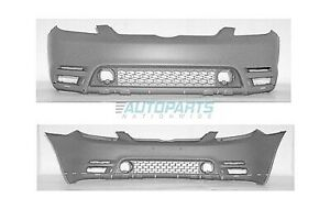 New Front Bumper Cover With Spoiler Fits 2003 2004 Toyota Matrix To1000237