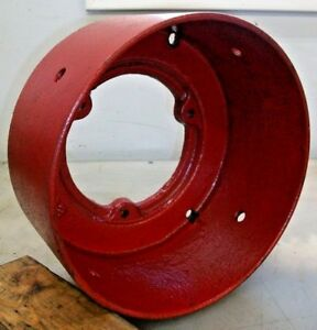 12 Pulley For Ihc 2 1 2hp Famous Horizontal Or 3hp Vertical Hit Miss Gas Engine