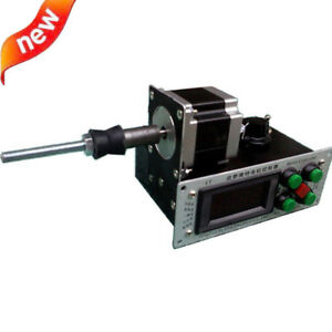 220v Digital Control Automatic Low Variable Speed Coil Winding Machine Yt a New