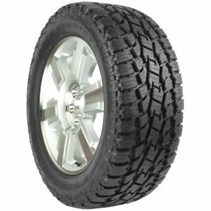4 Toyo Open Country A T Ii Xtreme Lt33x12 50r20 Load F 12 Ply At All Terrain Tir