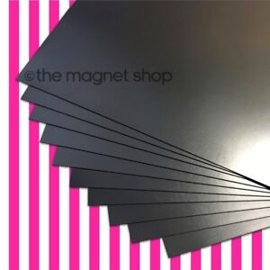 Magnetic Sheets For Crafts Die Storage And Sign Making By The Magnet Shop