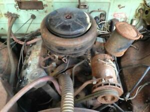 Core 331 Hemi V8 Engine For 1951 Chrysler Imperial