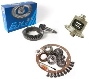 72 86 Jeep Cj Dana 30 4 10 Ring And Pinion Open Loaded Carrier Elite Gear Pkg