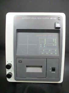 Kowa Ap 125 Visual Field Automatic Perimeter For Accurate Visual Field Value