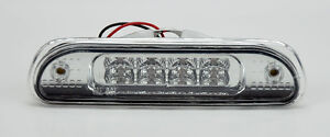 Clear Rear 3rd Third Led Brake Light For Jeep Grand Cherokee 1999 2004