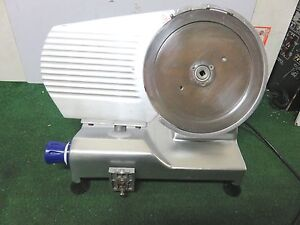 General 12 Electric Meat Slicer Model Gse112 Good Working But Missing Part