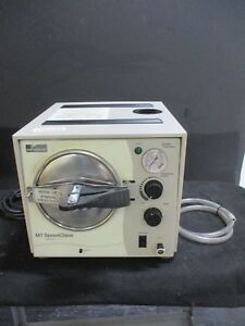 Used Midmark M7 Dental Lab Autoclave Steam Sterilizer For Instruments