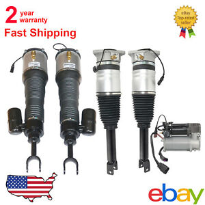 Brand New Bentley Continental Vw Phaeton All Air Suspension Struts Compressor