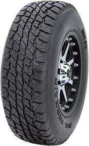 2 New Ohtsu At4000 255 70r17 112s A T All Terrain Tires