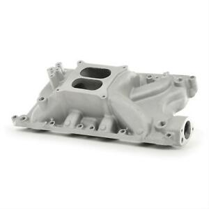 Professional Typhoon Intake Manifold Ford Sb V8 351 Fits Stock Heads 54023