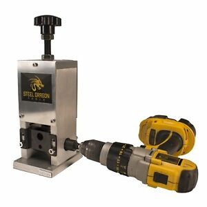 Steel Dragon Tools Wra15 Benchtop Automatic Wire Stripping Machine Strip Scra