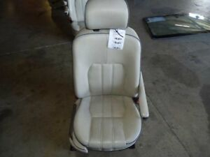 03 06 Land Range Rover Hse Right Hand Front Seat Power W Memory Leather Cream