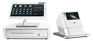 New 2020 Clover Pos Station Whole System And Cash Register With 0 Processing