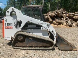 2006 Bobcat T190 With Only 1467 Original Hours 2461