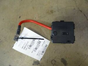 03 Bmw 330i E46 Sedan Trunk Battery Cut Off Main Fuse 8387547