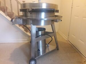 Evo Commercial Griddle 30 Cooking Surface Liquid Propane