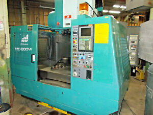 Matsuura Mc 800 Vf Vertical Machining Center W 4th Axis