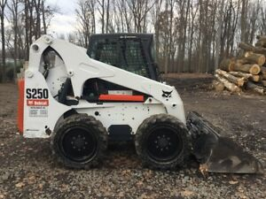 2007 Bobcat S250 With Only 1841 Original Hours 2464