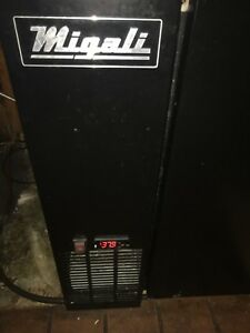 Migali Keg Cooler 15 Cu Ft Will Hold 2 Half Kegs And One 1 6th Keg 3 T
