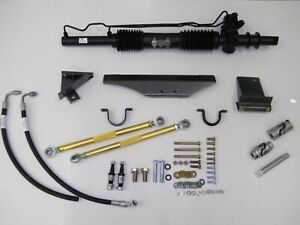 1965 66 Mustang Power Rack And Pinion