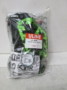 New Miller Aircore Ac qc ugn Full Body Harness Large x large 400lb Free Shipping