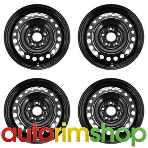 New 16 Replacement Wheels Rims For Honda Accord 2008 2012 Set Steel 63933