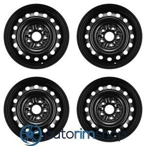 New 15 Replacement Wheels Rims For Toyota Camry 2002 2006 Set Steel 69414