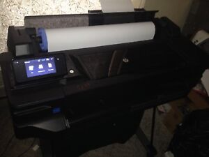 Hp Designjet T520 24 Eprinter 30 Day Full Warranty Reconditioned
