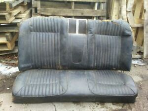 Rear Core Bench Seat For 1966 Oldsmobile Toronado