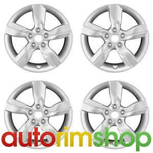 New 17 Replacement Wheels Rims For Hyundai Veloster 2012 2015 Set