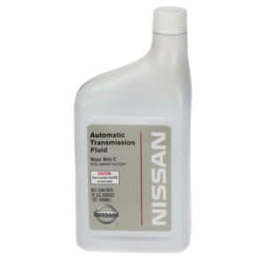 Genuine Nissan Auto Transmission Fluid Aft Matic D 999mp Aa100p