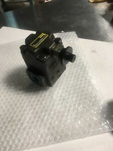 Parker Hydraulic Pressure Control Valve R6ph new