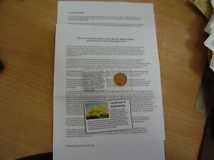 1808 Eic East India Company Shipwreck Coin From Admiral Gardner Ship Wreck