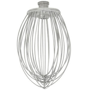 Hobart Dwhip sst140 Classic Stainless Steel Wire Whip For 140 Qt Bowls