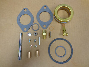 John Deere B Dltx 10 34 Carburetor Carb Kit With Throttle Shaft With Float