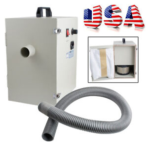 Portable Dental Digital Dust Collector Vacuum Cleaner Collecting Suction Device