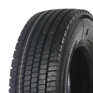 4 New Autogrip Grip 980d 245 70r19 5 Load H 16 Ply Commercial Truck Tire