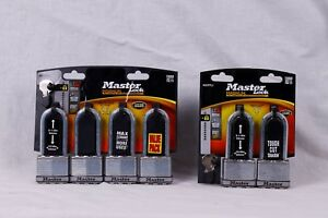 Master Lock 2 Or 4 Pack Master Lock Tough Cut W Keys M5xtlj M5xqlj