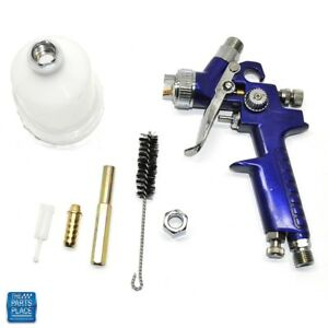 Gm Cars High Volume Low Pressure Gravity Feed Detail Touch Up Spray Gun