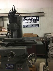Covel 6 X 18 Surface Grinder