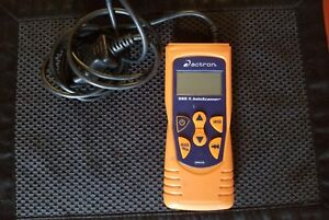 Used Actron Cp9175 Autoscanner Obd Ii Scan Tool Engine Code Scanner