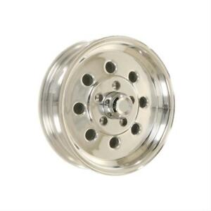 Ultra Wheel 531 Nitro 15x4 5x4 1 2 Alum 1 Piece Polished Each Wheel 531 5465p