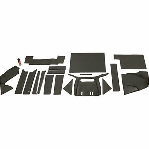 K M Pre cut Cab Foam Kit For Ford New Holland Tractors Model 4034