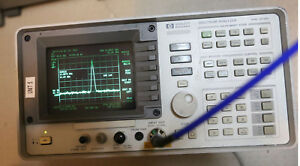 Hp Agilent 8592b Spectrum Analyzer 9khz 22ghz Option Opt 021