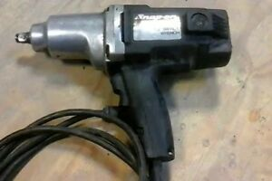 Snap On Electrice Impact Gun 1 2in