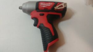 Milwaukee 2463 20 M12 12 Volt 3 8 Inch Impact Wrench Replaces 2454 20