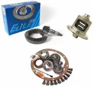 97 06 Jeep Wrangler Tj Dana 30 3 73 Ring And Pinion Open Carrier Elite Gear Pkg