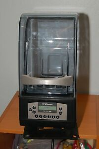 Vitamix 120v 3hp 40009 The Quiet One In counter Commercial Blender Vm0145a