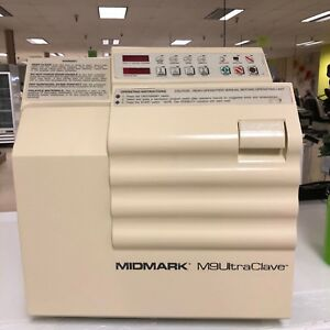 Midmark Ritter M9 Ultraclave Autoclave refurbished Previous Model